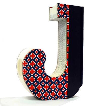 "Alphabet Book Letter ""J"""