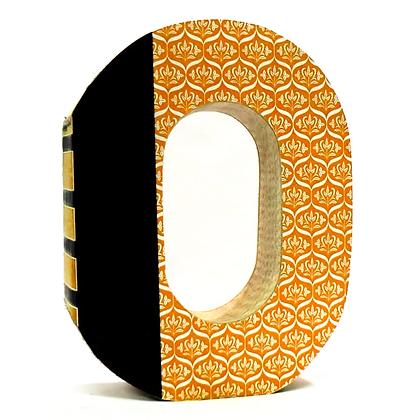 """Alphabet Book Letter """"O"""""""