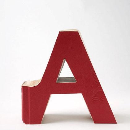 "Alphabet Mini Book Letter ""A"""
