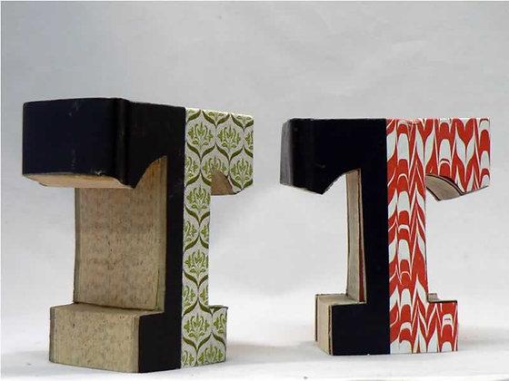 "Alphabet Mini Book Letter ""T"""