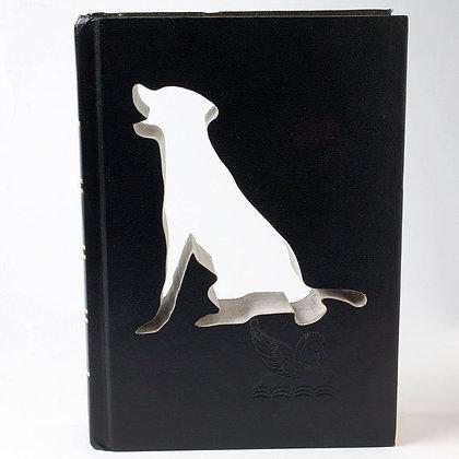 Labrador Retriever Portrait Cut Out Book