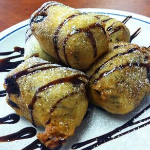 Fried Brownies