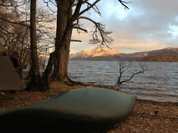 Loch Lomond Paddling