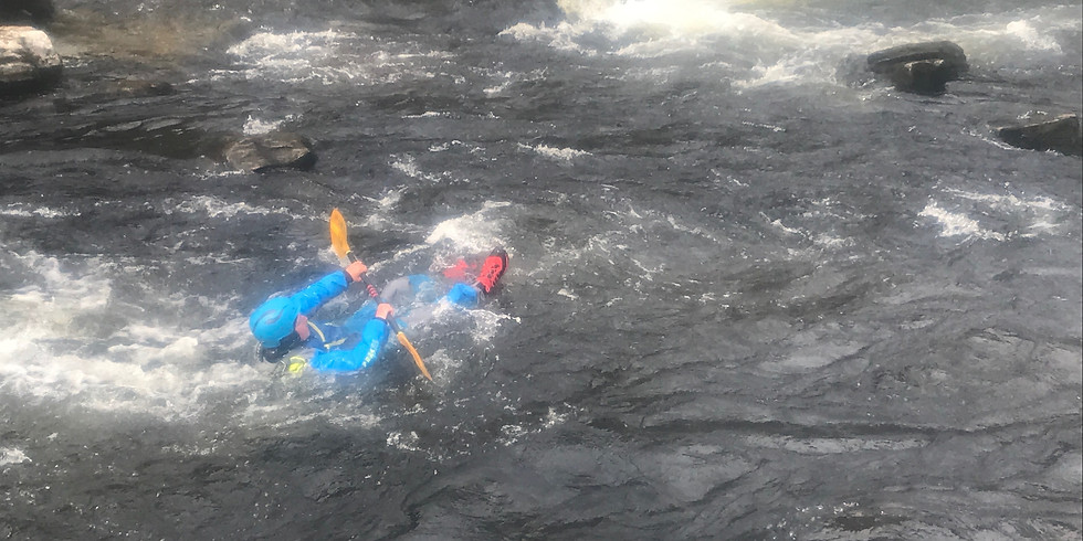 White Water Safety & Rescue Training