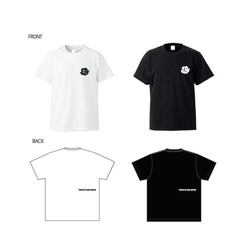 【TRENTE CINQ INFINI】 ROSE/Tシャツ (HT3)