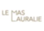 Le Mas Lauralie logo.png