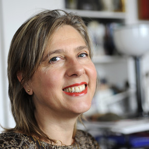 Portrait de Delphine Guerlet