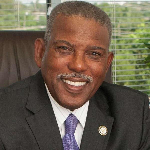 State Senator Dr. Joseph Bouie