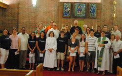 2012 Tennessee Mission