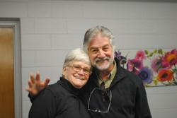 Elaine & John