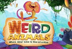 Weird Animals 2014