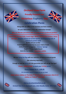 Orchard View Farm VE Day | Shop OX9 | Thame