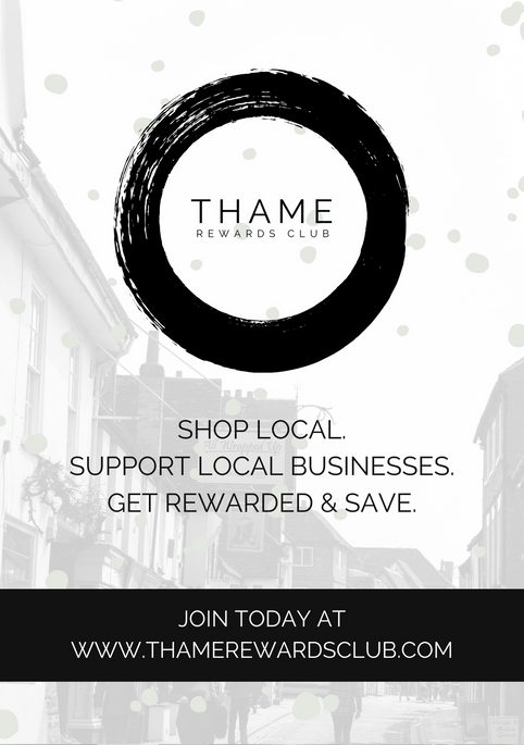 SHOP OX9 CHRISTMAS GIFT & PRODUCT GUIDE 2020 ; THAME REWARDS CLUB ; CHRISTMAS IN THAME ; SHOPPING IN THAME CHRISTMAS ; INDEPENDENT CHRISTMAS SHOPPING ; Thame Rewards Club ; Shop Local and Save Thame ; Thame Shopping ; Thame Rewards Club