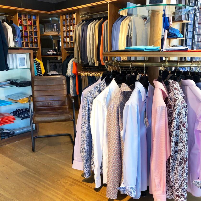 Gallant Luxury Menswear | Shop OX9 Directory | Shops in Thame | Gift Ideas