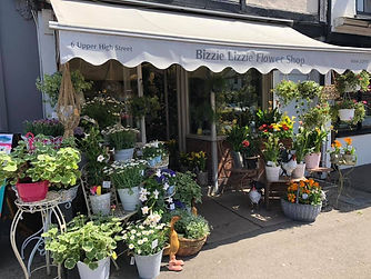 Bizzie Lizzie Florist | Shop OX9 | Thame | Florists in Thame | Wedding Flowers