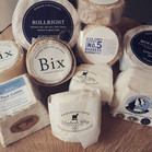 Delicious British sourced cheese