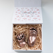 Mads & Moodle - Baby Hand & Feet Casting Thame