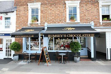 Rumseys Chocolaterie Thame | Shop OX9 | Cafes in Thame