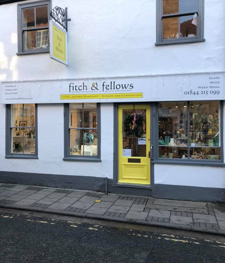 Fitch & Fellows Gallery & Art Shop | Shop OX9 Directory | Shops in Thame