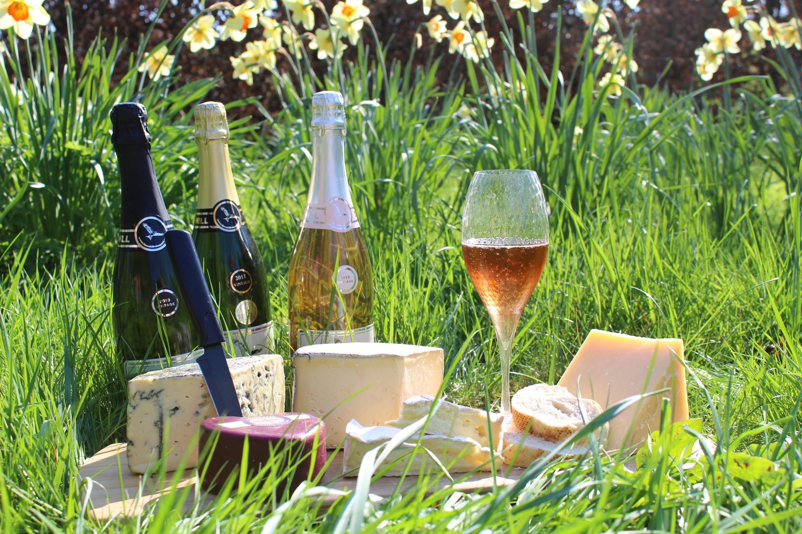 Wine & Cheese Tasting Packs