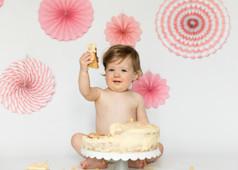 Cake Smash Photography Oxfordshire