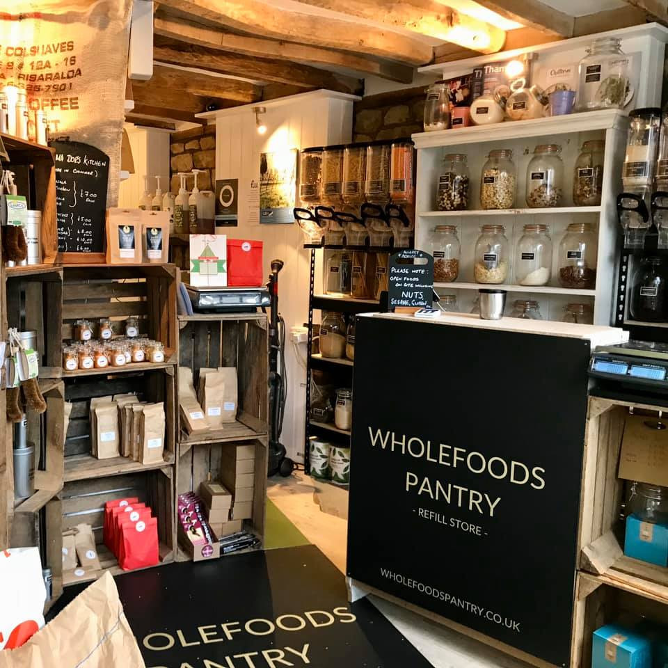 The Wholefoods Pantry