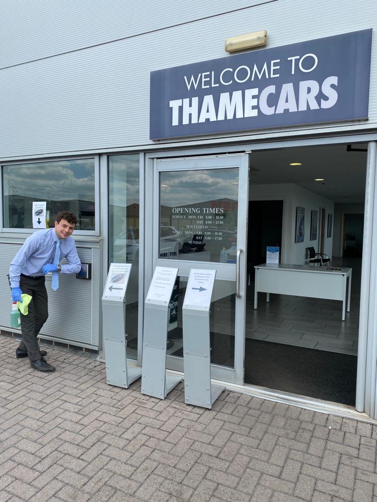 Thame Cars