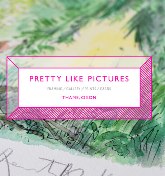 Pretty Like Pictures | Shop OX9 | Thame | Shops in Thame
