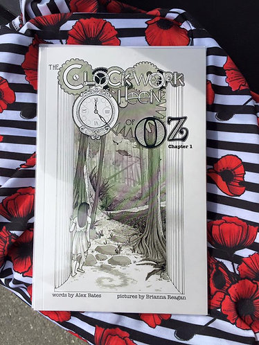 The Clockwork Queen of Oz, Volume 1