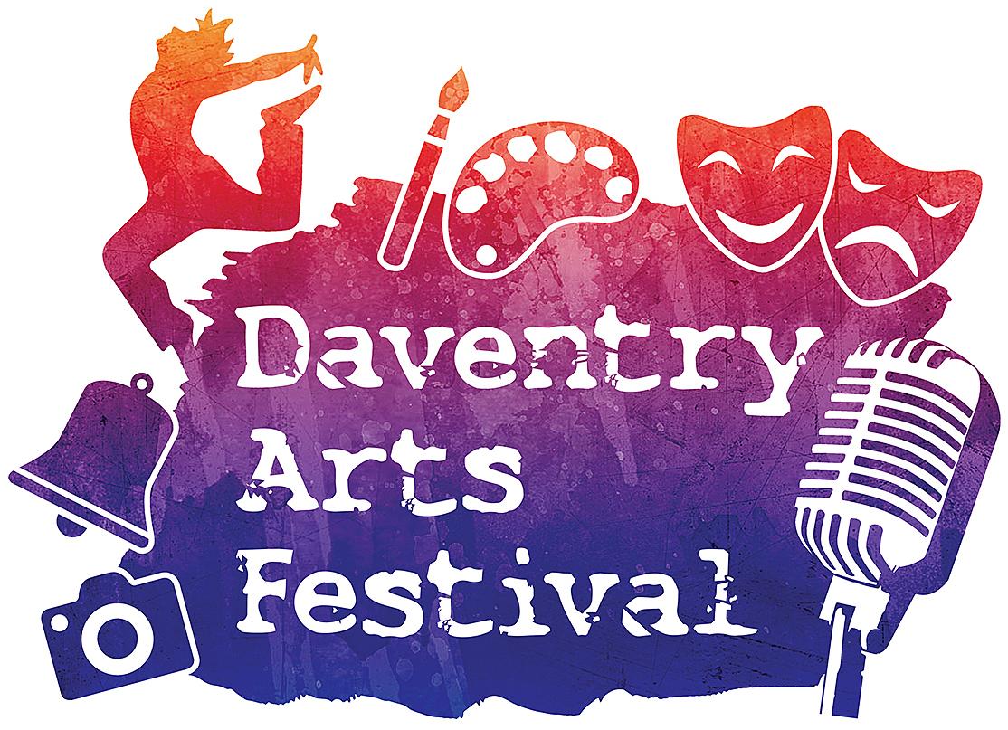 Daventry Arts Festival logo