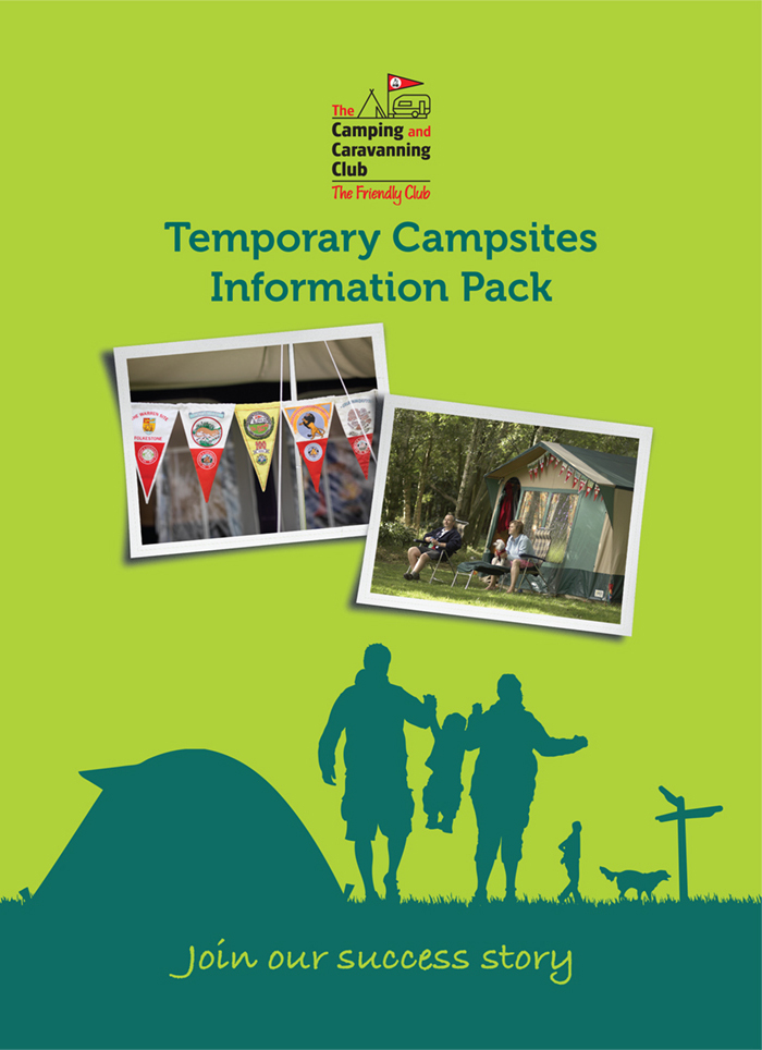 Temporary Campsites Pack