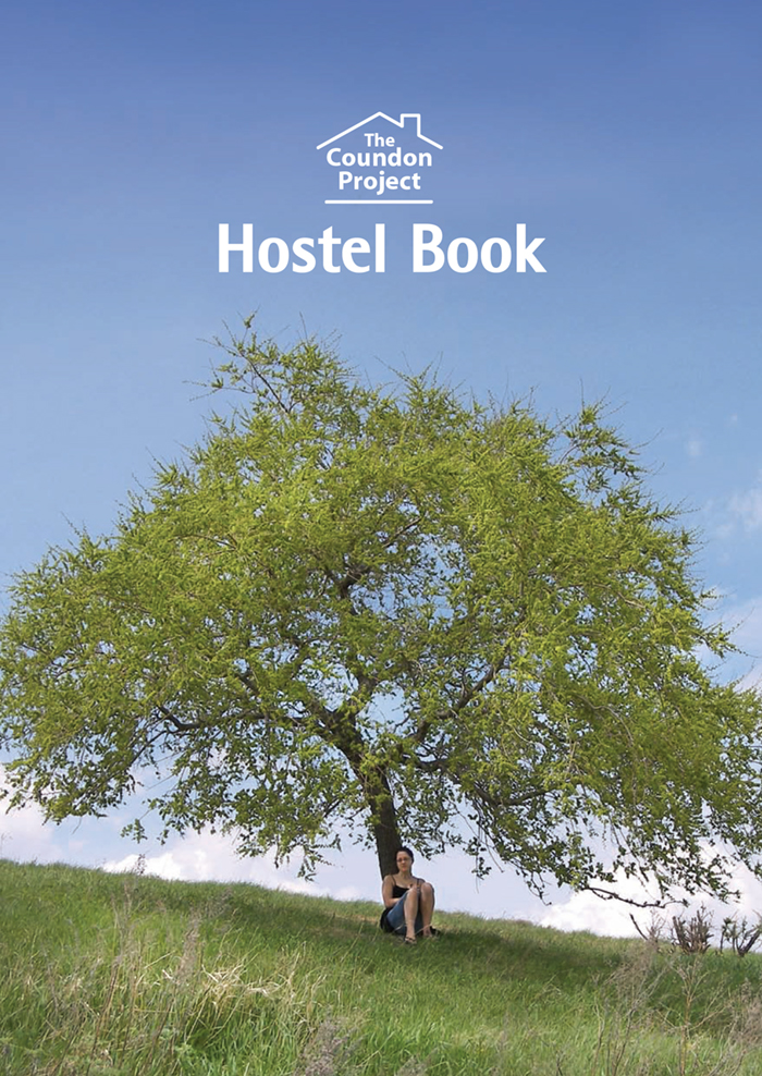 The Coundon Project Hostel Book