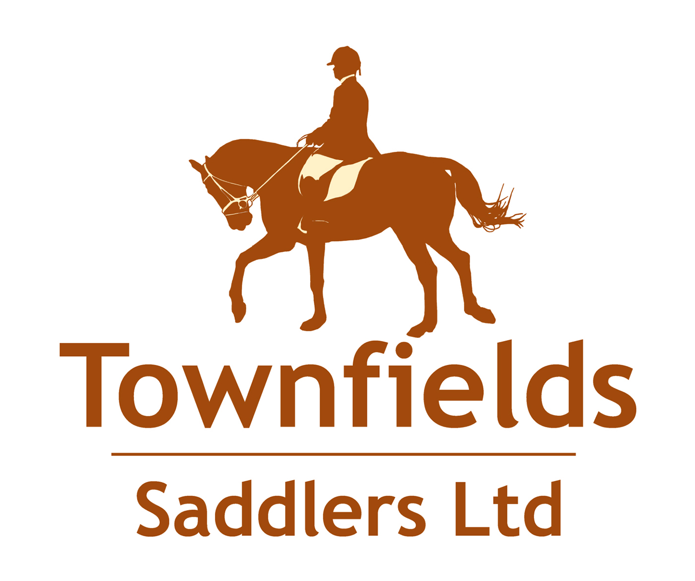 Townfields Saddlers logo