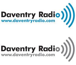 Daventry Radio logo