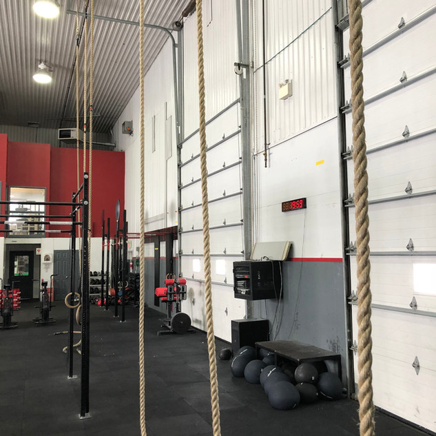 6x Climbing Ropes
