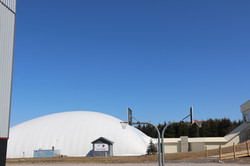 Basketball Courts and Sports Dome