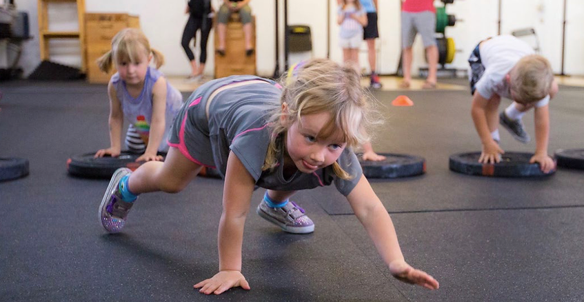 CrossFit Orangeville's CrossFit Kids Program