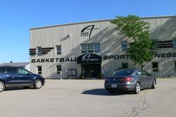 Athlete Institute Fieldhouse