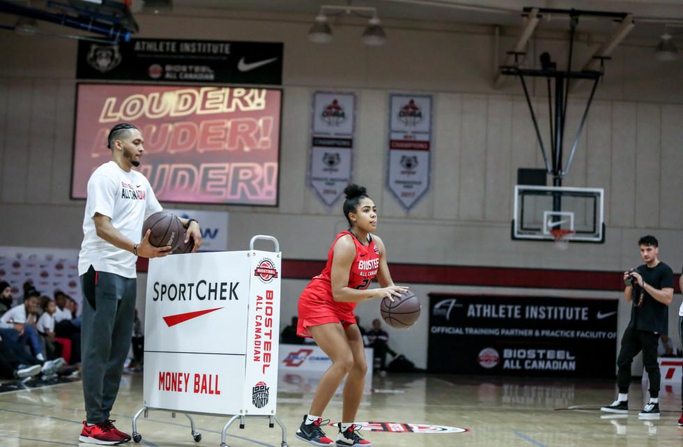 SPORT CHEK 3-POINT SHOOTOUT