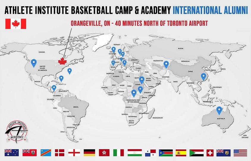 Athlete Institute Basketball Internation