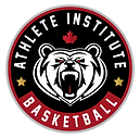Athlete Institute BLACK Bears Team Logo.