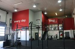 CrossFit Orangeville Training Area