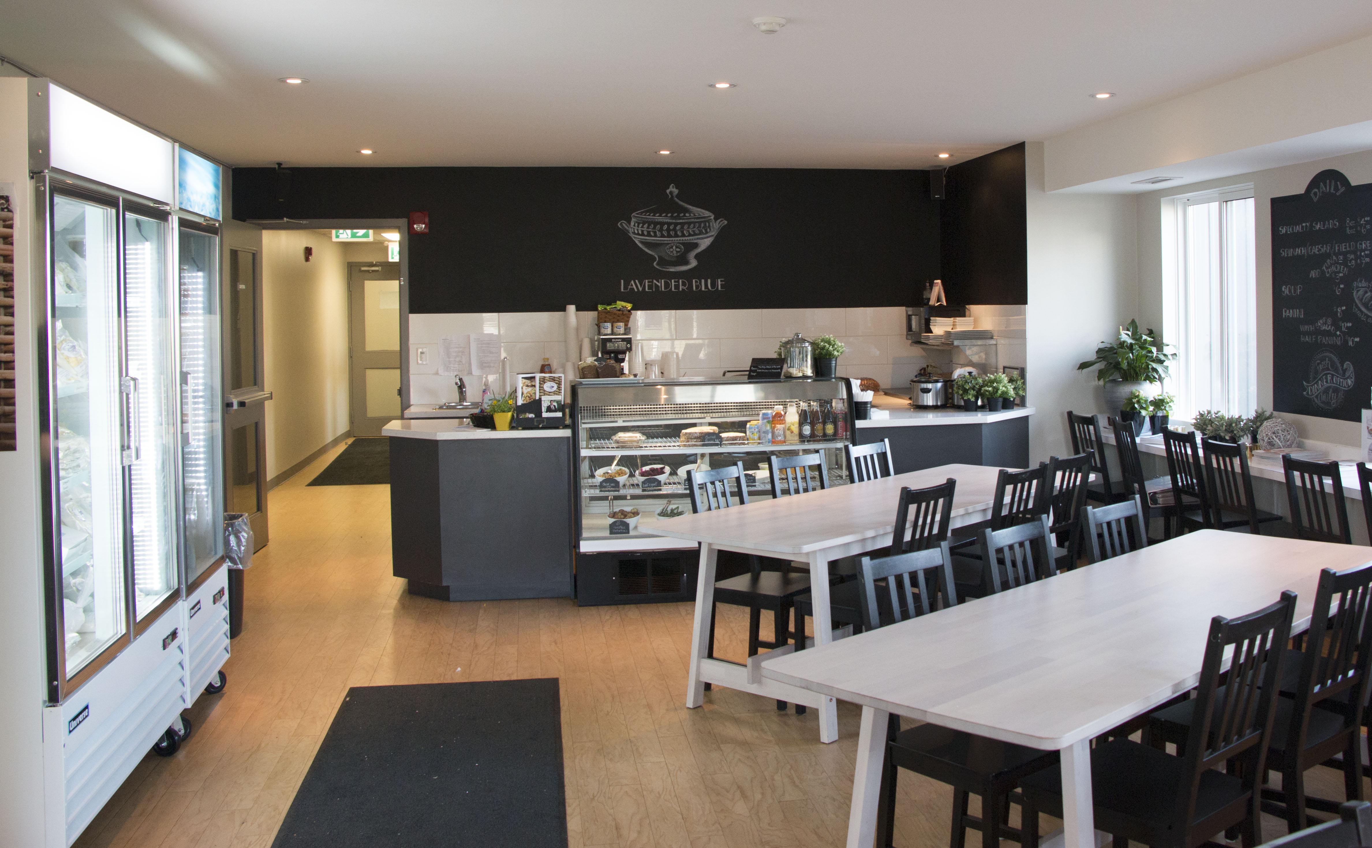 Lavender Blue Catering Cafe