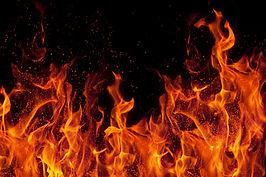 le feu du dosha Pitta