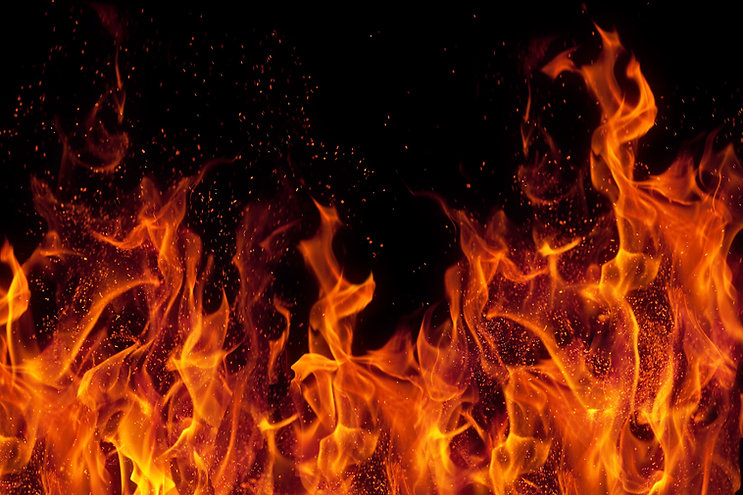 Feuer Brennholz Kaminfeuer