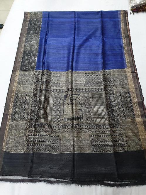 Madhubani Silk