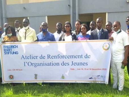 Togo : la CSI-Afrique forme des jeunes leaders pour reprendre le flambeau de la lutte syndicale