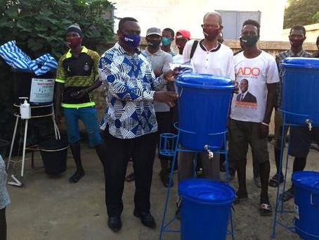 Resynam-Togo sensibilise les travailleurs migrants sur leurs droits et la protection contre la COVID