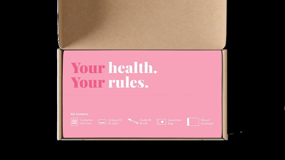 Cervical Cancer HPV Kit