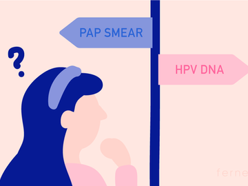 Cervical Cancer Screening: Pap Smear vs HPV DNA Test